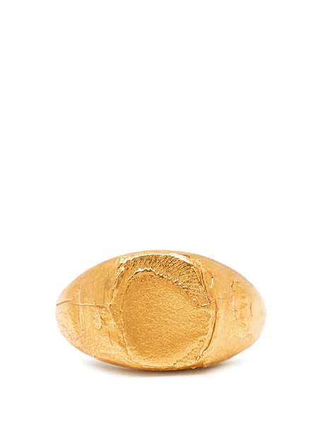 ALIGHIERI ring gold jewels