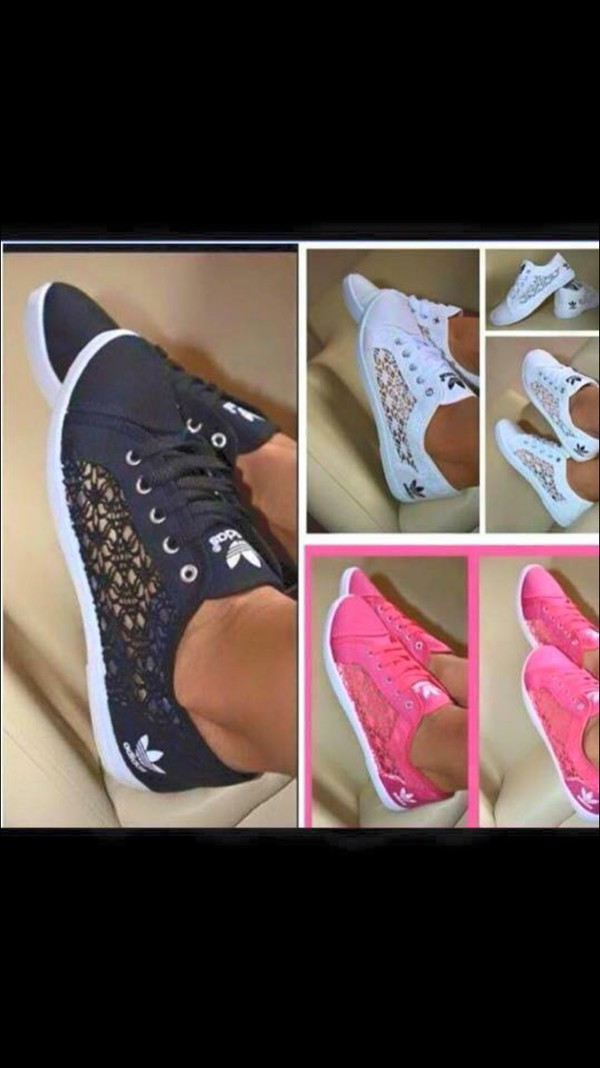 Adidas Shoes Women Lace