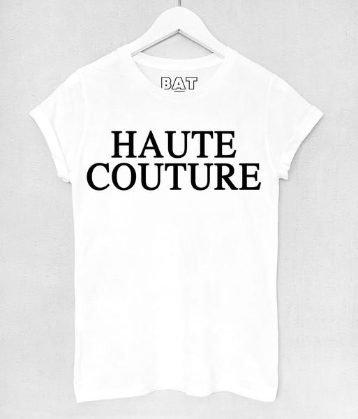 Haute couture tee batoko for Haute couture shirts
