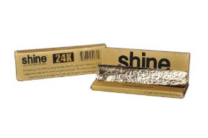 Amazon.com: Shine 24K Gold Rolling Papers
