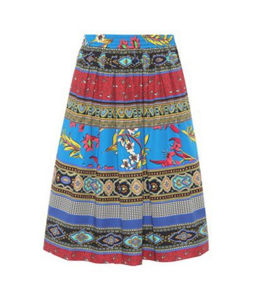 ETRO skirt cotton