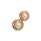 jewels,ear piercings,earrings,vintage,pearl,rhinestones,jewelry,style,studs,piercing,fashion,spring,retro,classy