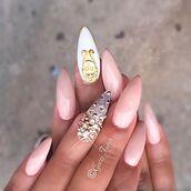 nail accessories,nail jewelry,nails,nail art,gold,gold charms,gold nails,jewelry,Jasmine,nail charm,nail charms,nail shields,nail polish,pink nails,nail fashion,fashion,nail jewels,nail jewellery,alleycat jewelry,alleycat nails,alleycat nail jewelry,nail adornment,nail laquer,nail inspiration