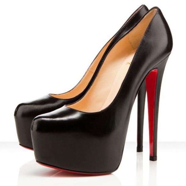 faux christian louboutin shoes