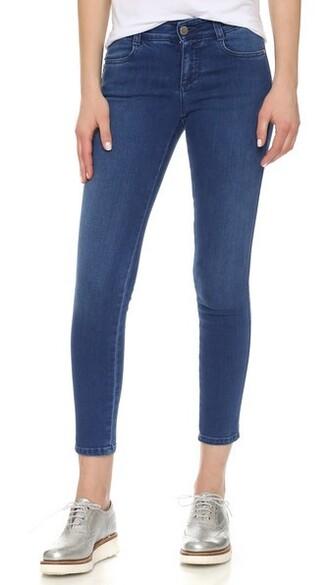 jeans pale blue