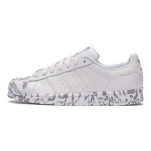 6dcd1ad0ff Adidas Superstar White Gray Camo Custom Runing Shoes
