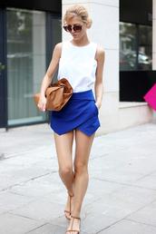 sirma markova,jacket,bag,shoes,jewels,sunglasses,skirt,tulip skirt