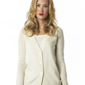 Y5: BACK BOW CARDIGAN  |  YLIN