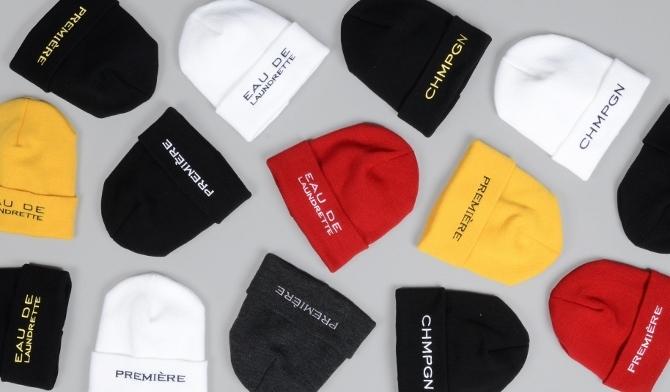PREMIERE BEANIES PREMIÈRE Fashion Hats | SHOP ONLINE | Finaest.com