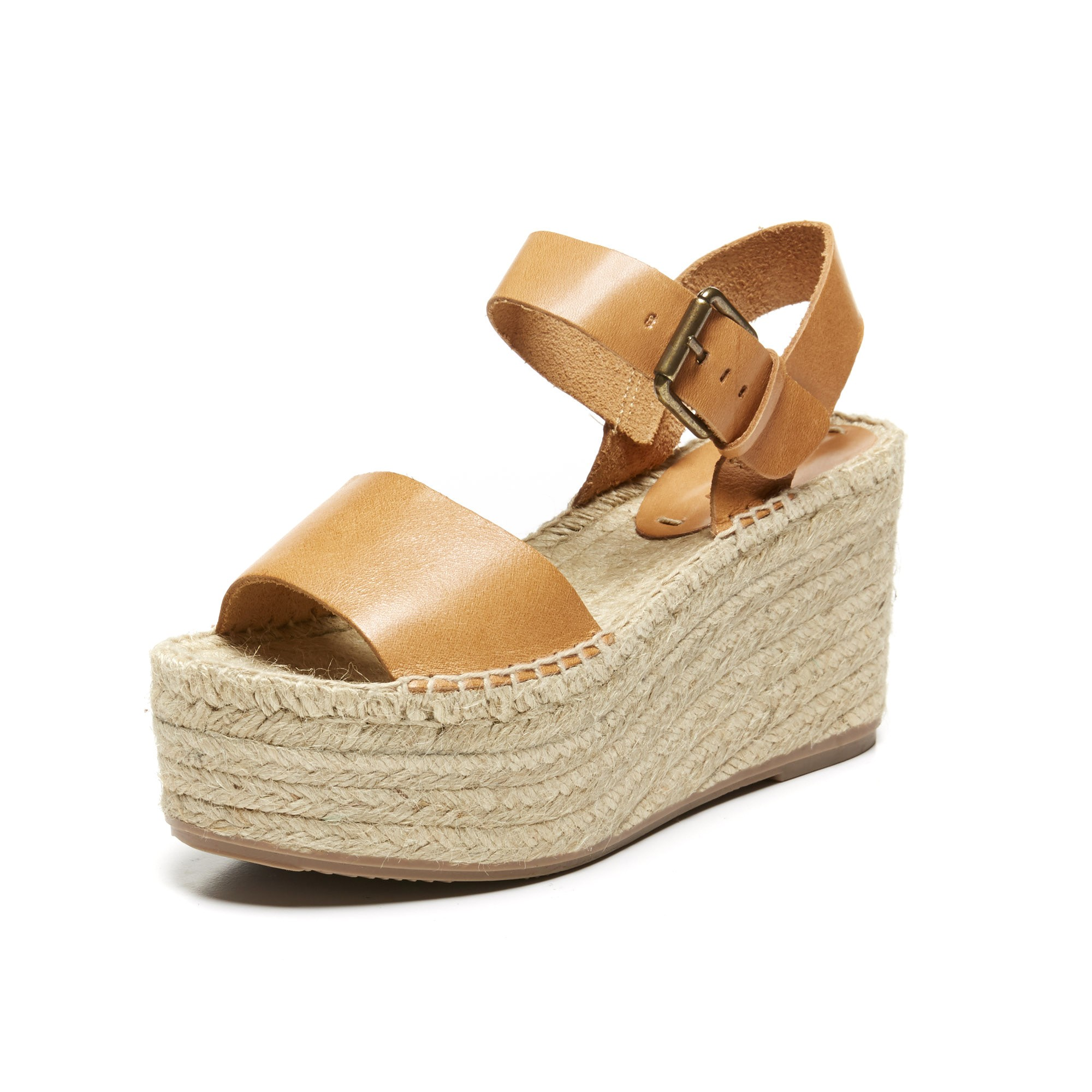 f49a9fc5c33a Soludos Minorca High Platform Sandal in Nude Leather - Soludos ...