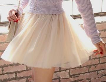Lovely tulle women skirts, high qua..