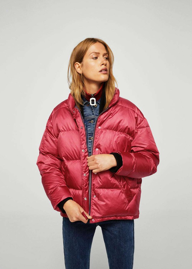 How To Style A Puffer Jacket Wheretoget