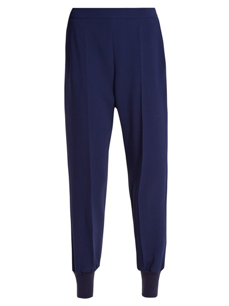 Stella McCartney blue pants