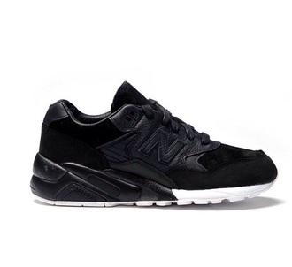 shoes style sports shoes fashion new balance sneakers blake black