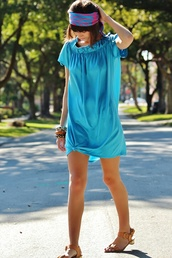 dress,sean john dress,zara shoes,bold color,turban