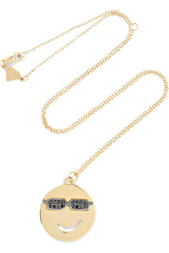 cool necklace diamond necklace gold jewels