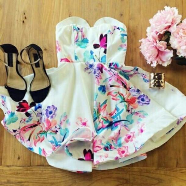 dress floral dress floral dress