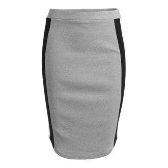 skirt grey skirt sporty style