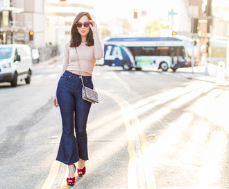 sydne summer's fashion reviews & style tips blogger shoes jeans