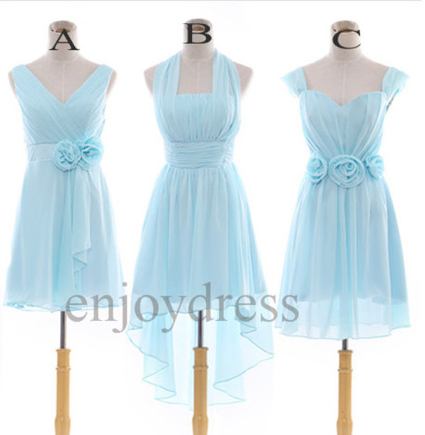Page not found 404 wheretoget for Short light blue wedding dress