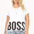 Bossy Crop Top | FOREVER21 PLUS - 2000063875