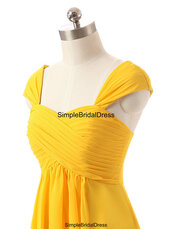 dress,bridesmaid,short bridesmaid dress,yellow bridesmaid dress,chiffon bridesmaid dress,party dress,homecoming dress,prom dres,cocktail dress