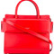 Givenchy - mini horizon tote bag - women - leather - one size, red, leather