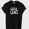 Girl gang t-shirt - stylecotton