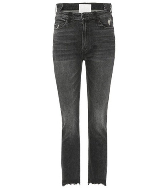 Mother jeans cropped jeans cropped