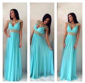 dress evening dress prom dress egyptian
