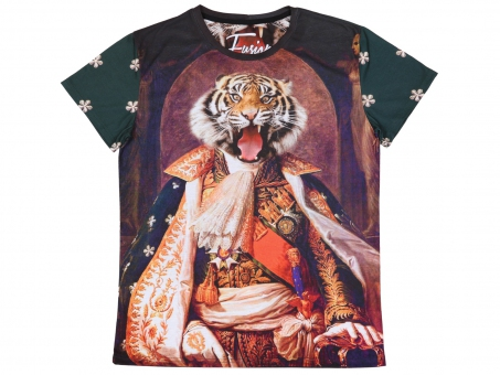Original T-Shirt TIGER BONAPART | Fusion® clothing!