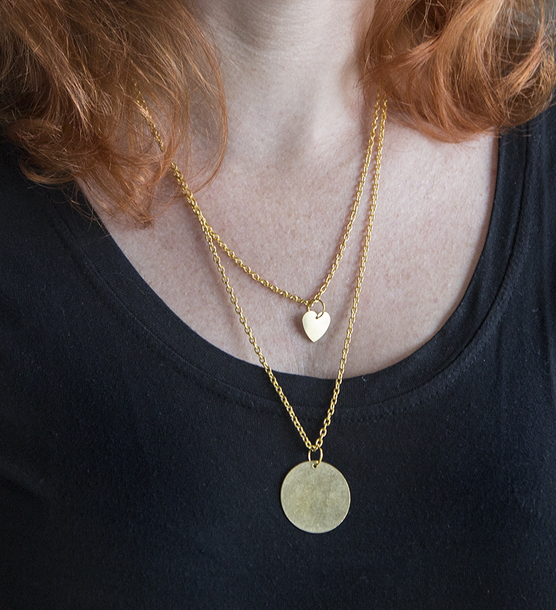 jewels personalized tags boho jewelry minimalist jewelry necklace