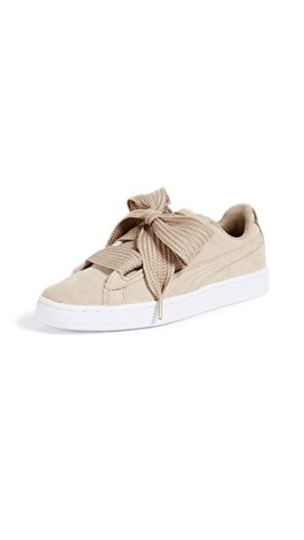 puma heart sneakers shoes