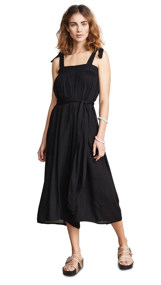 coolchange Lydia Jumpsuit in black