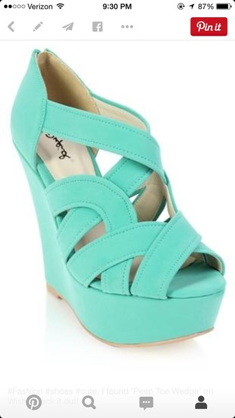 shoes mint