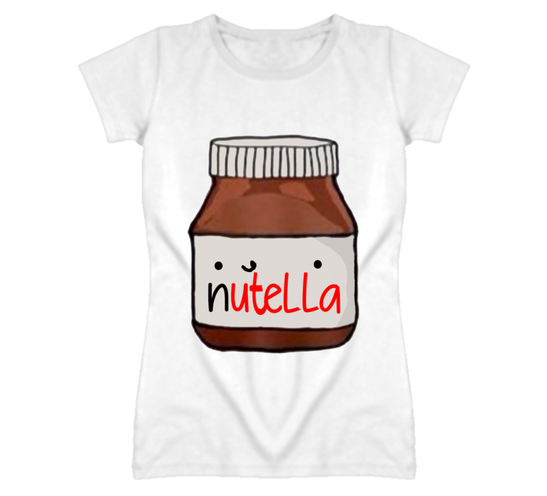 Nutella Jar Funny T Shirt