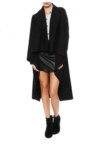 Jet by john eshaya oversized everywhere jacket