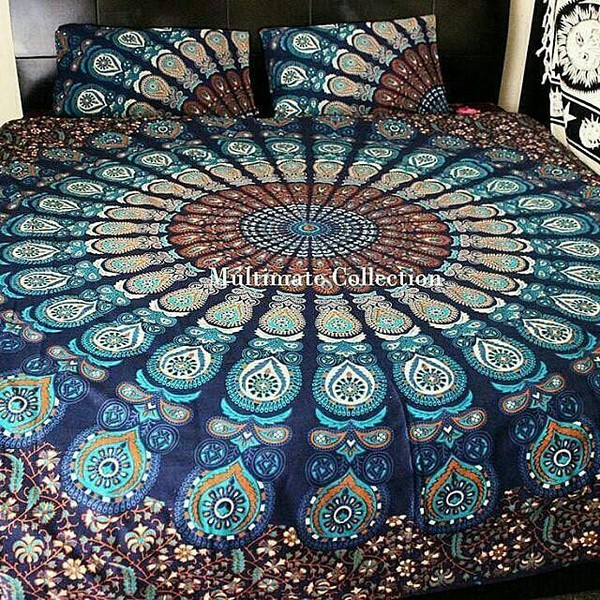 home accessory multimatecollection boho chic duvet cover double duvet pillow cotton duvet covers