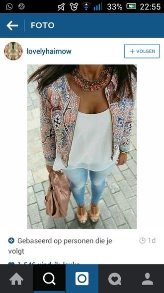 jacket lovely happy summer