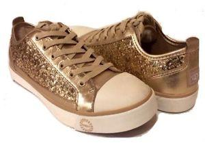 ugg evera glitter gold