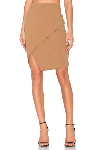 skirt tan