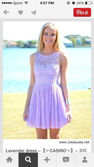 dress pinterest light purple skater dress lace bright colored purple dress lavender dress summer dress lace dress