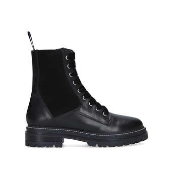 Carvela Sultry - Black Biker Boots