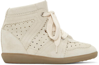 sneakers white off-white wedge sneakers shoes