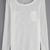 White Round Neck Long Sleeve Casual T-Shirt -SheIn(Sheinside)