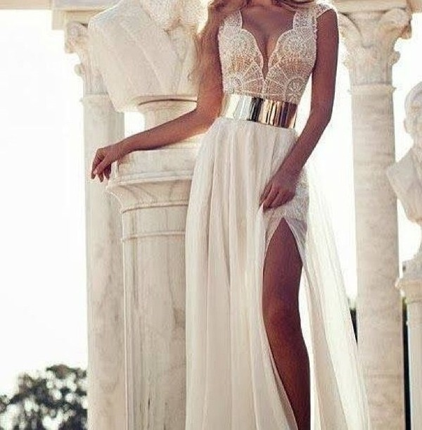 Evening Wedding Dresses Pinterest 58