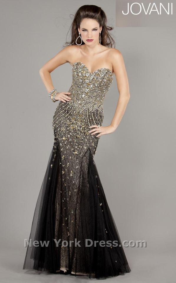 Jovani 6837 Dress - NewYorkDress.com