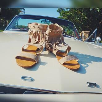 shoes marbel zooshoo sandals fringes fringe shoes fringe sandals beige shoes beige sandalss ummer shoes beach shoes summer shoes beige sandals