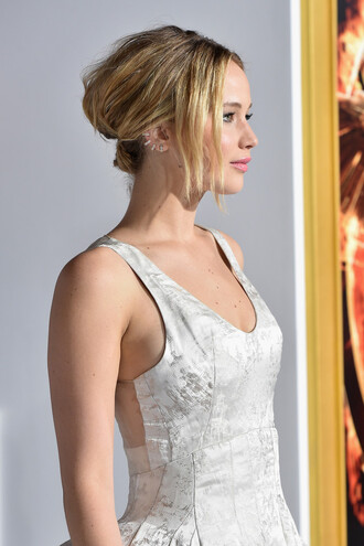 earrings jewels jennifer lawrence ear cuff