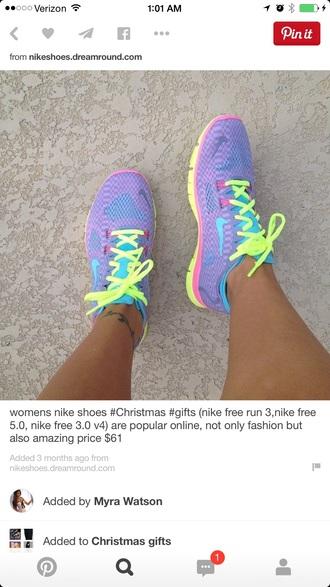 shoes nike running shoes nike free run purple shoes aqua blue nike womens running shoes